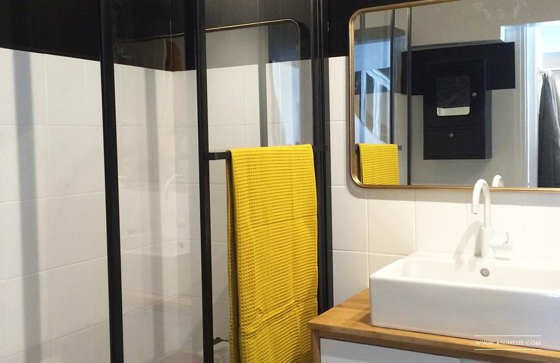 relooking salle de bain animelie. Black Bedroom Furniture Sets. Home Design Ideas