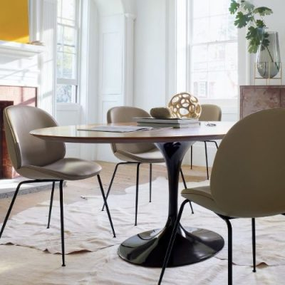 chineuse-perso-table-knoll-chaises-design