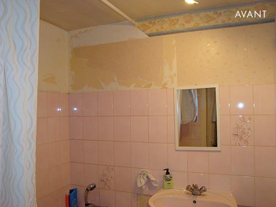 Relooking salle de bain - Animelie